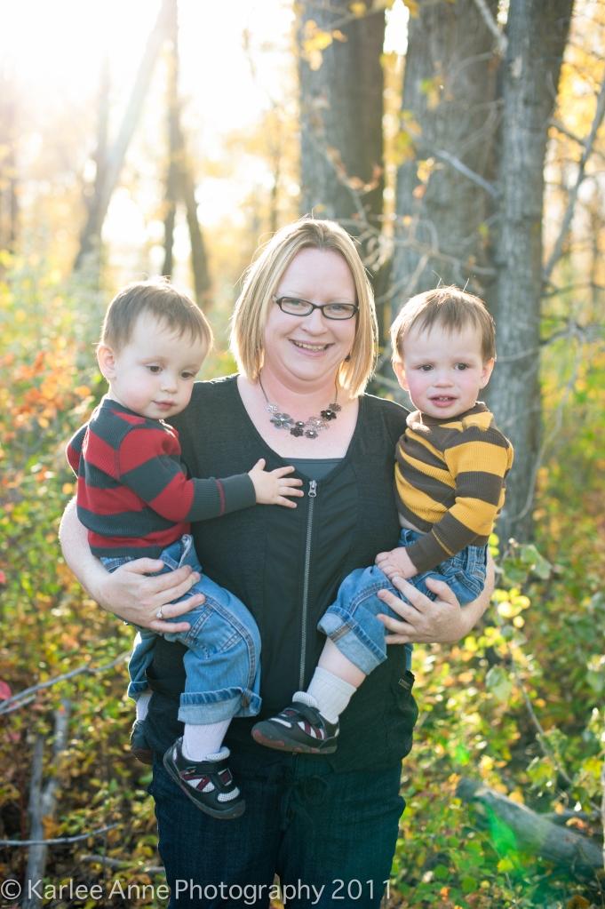 Family, Fall, Okotoks, Photographer, Karlee Anne Photography