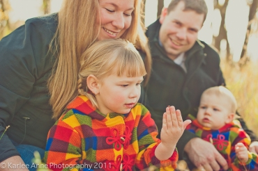 Family, Okotoks, Photography, Fall